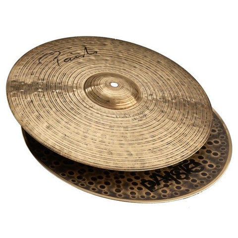 Paiste 14 Inch Dark Energy Hi-Hat Cymbals Mark 1