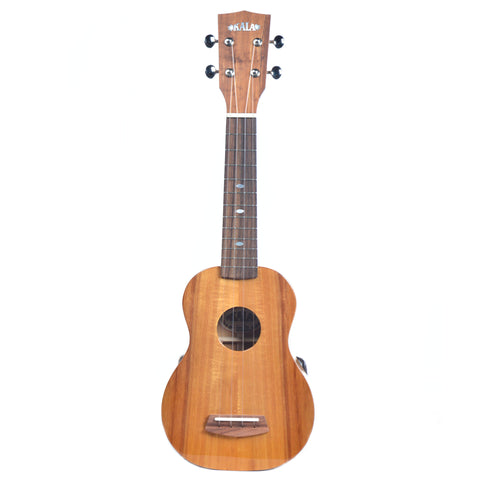 Kala 1KOA-SG Elite Series Soprano Ukulele with Gloss Finish