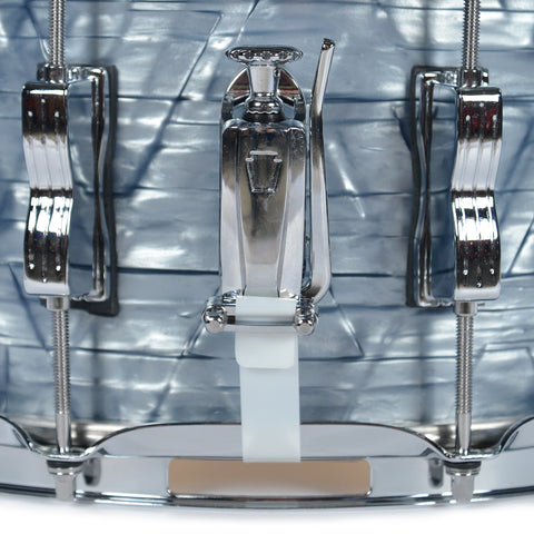 Ludwig 6.5x14 Classic Maple Snare Drum Sky Blue Pearl