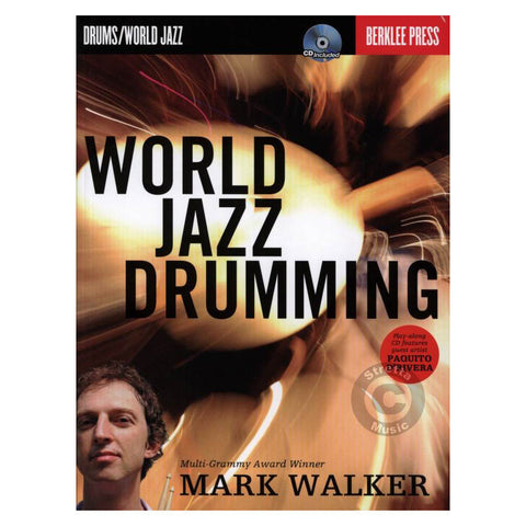 World Jazz Drumming - Softcover with CD