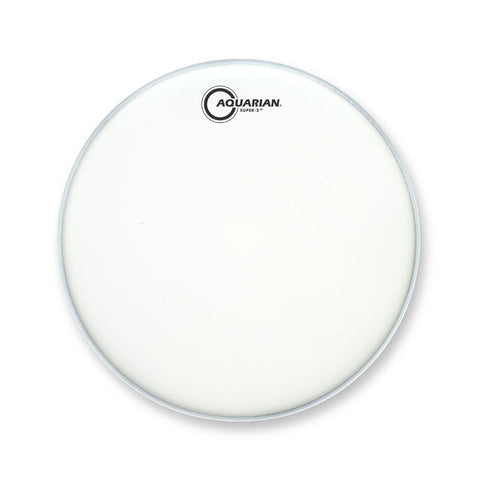 Aquarian 12 Inch Super 2 Coated Drum Head