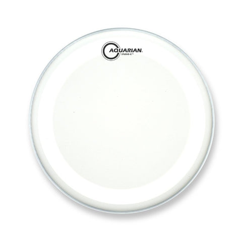 Aquarian 20 Inch Studio-X Coated Bass Drum Head