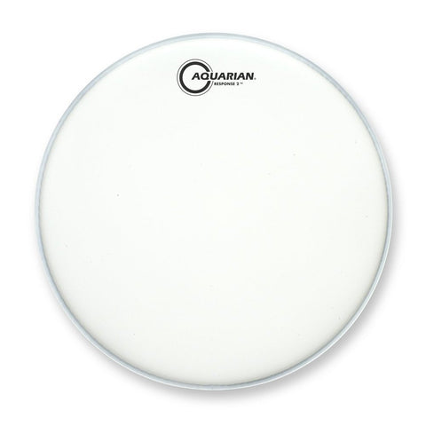 Aquarian 12 Inch Response 2 Coated Drum Head