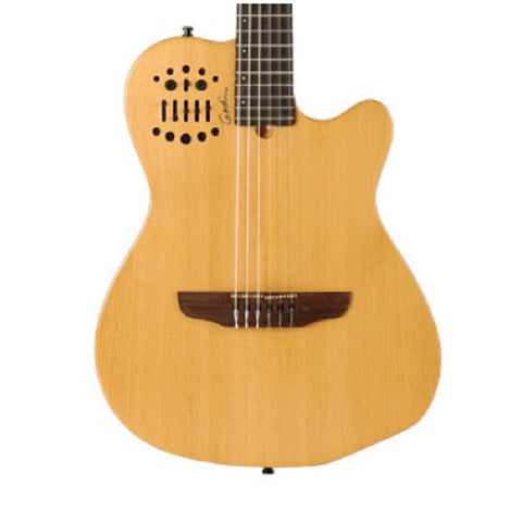 Godin Multiac ACS Nylon String Electro-Acoustic Natural Semi-Gloss