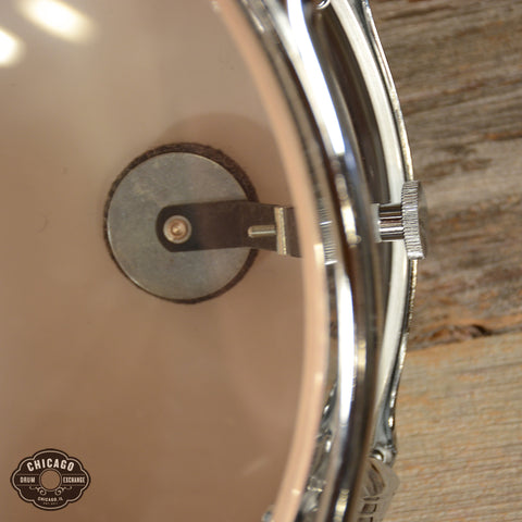 Ludwig Classic Maple 13/16/24 3pc Drum Kit Mahogany Stain
