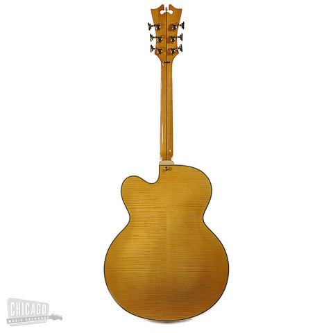 D'Angelico EXL-1 Single Pickup Archtop Natural