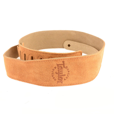 Taylor Suede Strap Honey