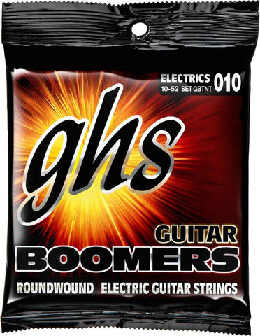 GHS Guitar Boomers Electric GBTNT 10-52