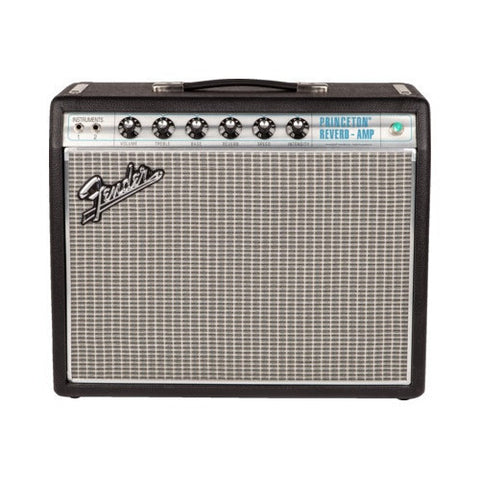 Fender Vintage Modified '68 Custom Princeton Reverb Silverface