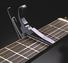 how to play only exception on guitar without capo