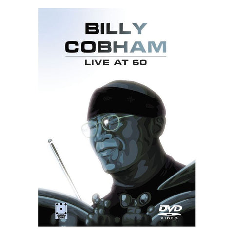 Billy Cobham: Live at 60 DVD