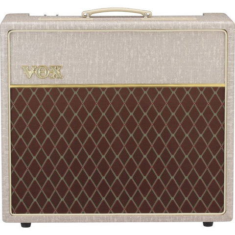 Vox Hand-Wired AC15HW1X 15W 1x12 Tube Guitar Combo with Celestion Blue AlNiCo