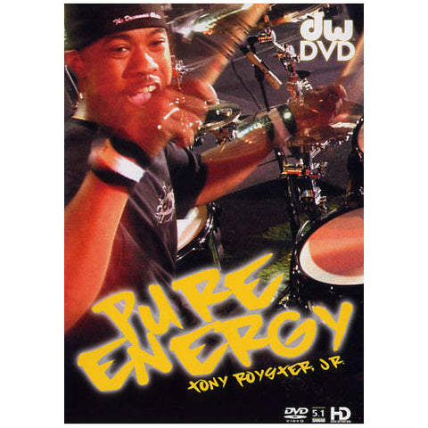 Pure Energy Tony Royster DVD