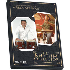 Alex Acuna The Rhythm Collector DVD