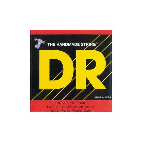 DR Strings MT-10 Tite Fit Electric 10-46
