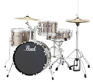Pearl RS Roadshow Drum Kit 10/14/18/5x13 Bronze Metallic