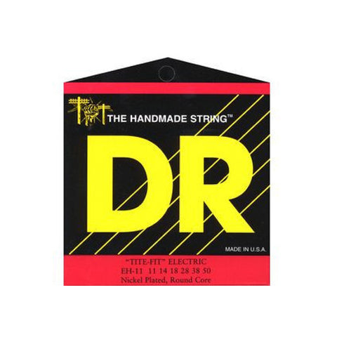 DR Strings EH-11 Tite Fit Electric Heavy 11-50