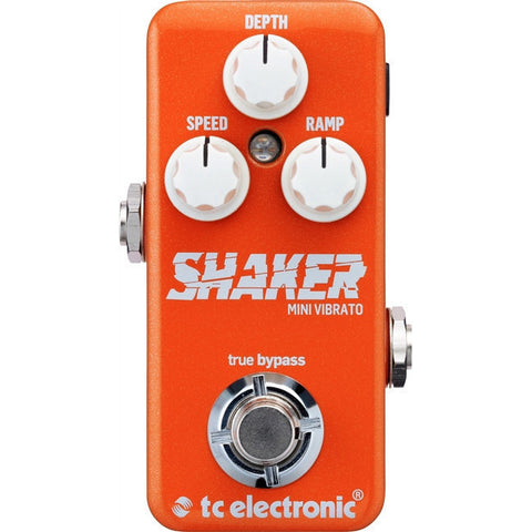 TC Electronic Mini Shaker Vibrato