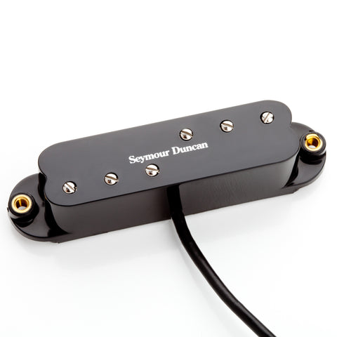 Seymour Duncan SDBR-1b Duckbucker Strat Bridge PU Black