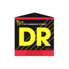DR Strings JZ-12 Tite Fit Electric Jazz 12-52