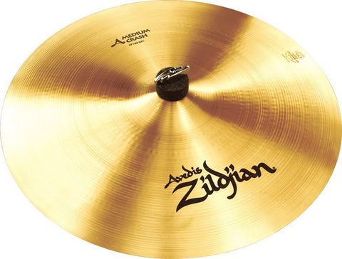 Zildjian 17 Inch A Medium Crash Cymbal
