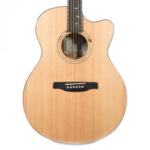 PRS SE Alex Lifeson Thinline Acoustic-Electric Natural