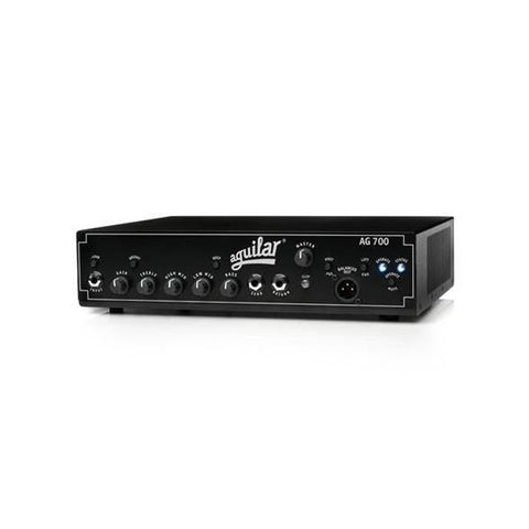 Aguilar AG-700 Super Light 700 Watt Bass Head