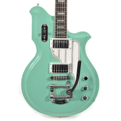 Airline Map Seafoam Green w/Bigsby Floor Model