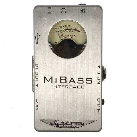 Ashdown MiBass Digital Audio Bass Interface