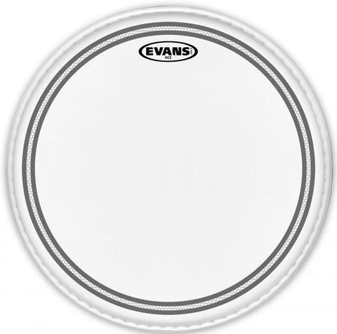 Evans 16 Inch EC2 Coated SST Drum Head
