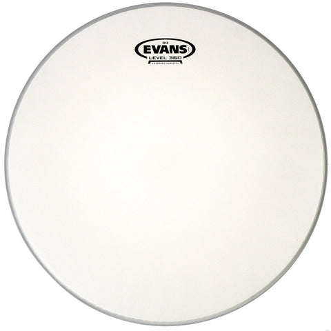 Evans 14 Inch G12 Coated White Drum Head