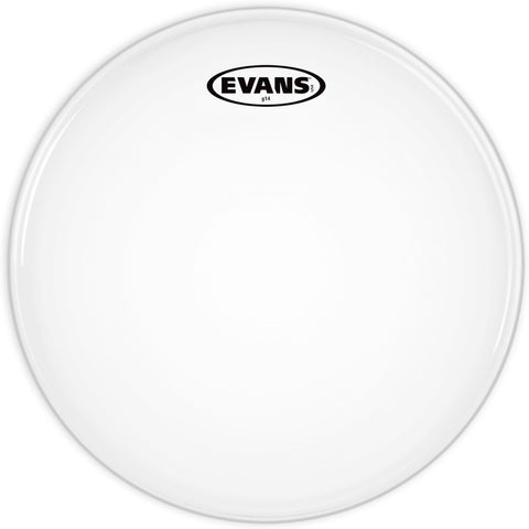 Evans 13 Inch G14 Tom Head Coated