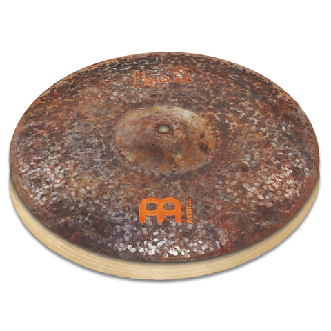 Meinl 15 Inch Extra Dry Medium Thin Hi-Hat Cymbals Extra Dry