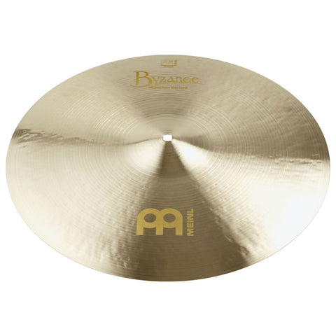 Meinl 17 Inch Byzance Jazz Extra Thin Crash Cymbal