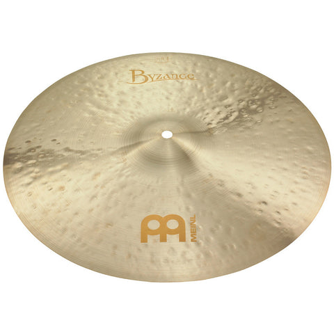 Meinl 17 Inch Byzance Jazz Medium Thin Crash Cymbal
