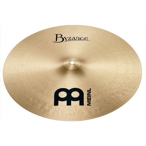 Meinl 18 Inch Byzance Traditional Medium Crash Cymbal