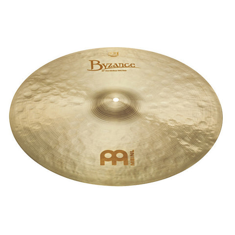 Meinl 20 Inch Byzance Jazz Medium Thin Ride Cymbal