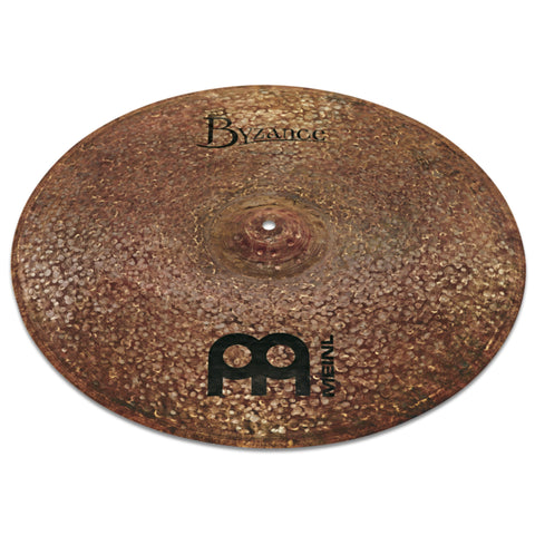 Meinl 22 Inch Byzance Big Apple Dark Ride Cymbal Jazz
