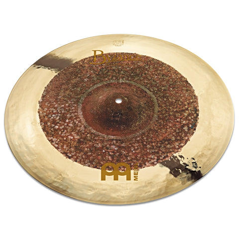 Meinl 22 Inch Byzance Dual Crash Cymbal Ride Cymbal Extra Dry