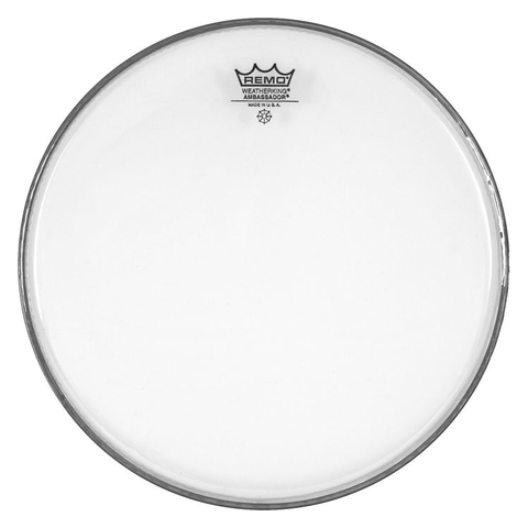 Remo 11 Inch Ambassador Clear Drum Head