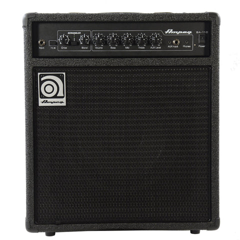 Ampeg BA-110 40W 1x10 Bass Combo Amplifier