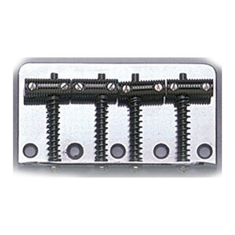Allparts P-Bass Vintage Style Bridge - Nickel