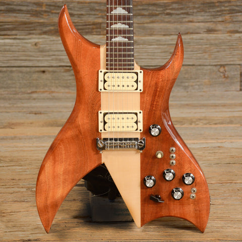 B.C. Rich Bich Koa Stripped & Refinished 1982 (s165)