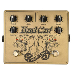 Bad Cat Siamese Dual Drive