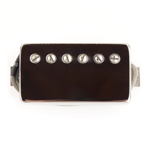 Bare Knuckle Stormy Monday Humbucker Neck Pickup 2-Conductor Long Leg Potted Nickel