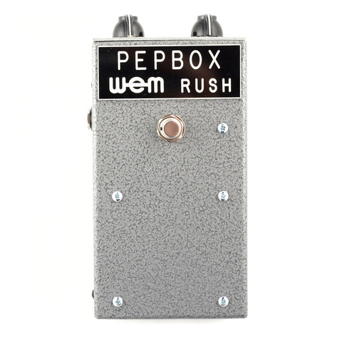 British Pedal Company WEM Pep Box Reissue (Limited Edition)