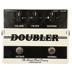 British Pedal Company Player Series Doubler Octave Fuzz