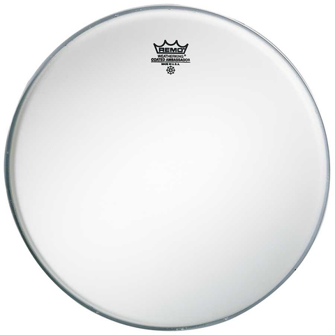 Remo 24 Inch Ambassador Clear Bass Drum Head