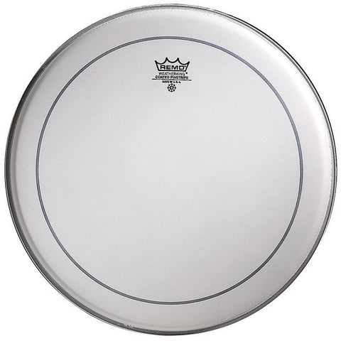 Remo 15 Inch Batter Pinstripe Coated Drum Head