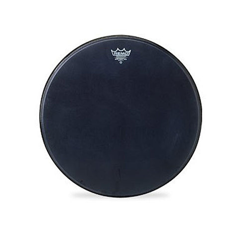Remo 20 Inch Powerstroke 3 Black Suede Bass Drum Head